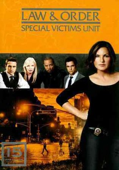 Law & order, special victims unit. Season 15 cover image