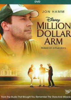 Million dollar arm cover image