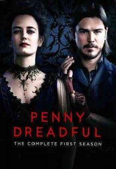 Penny dreadful. Season 1 cover image