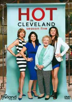 Hot in Cleveland. Season 5 cover image