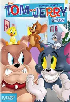 The Tom and Jerry show. Season 1, part 1, Frisky business cover image