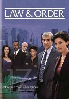 Law & order. Season 17 cover image
