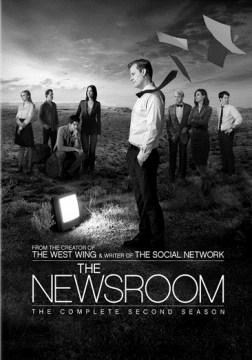 The newsroom. Season 2 cover image