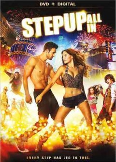Step up all in cover image