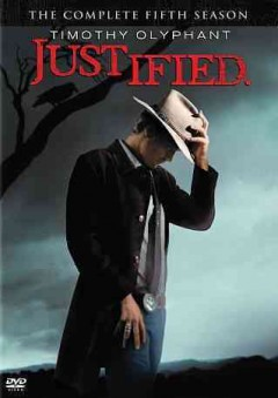 Justified. Season 5 cover image