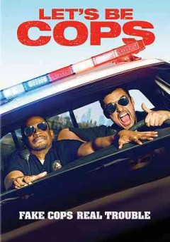 Let's be cops cover image