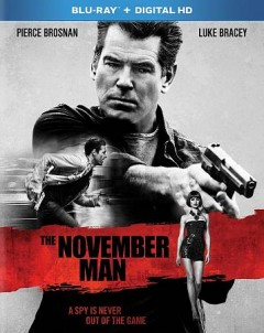 The November man cover image