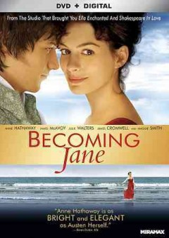 Becoming Jane cover image