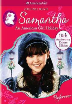 Samantha, an American girl holiday cover image