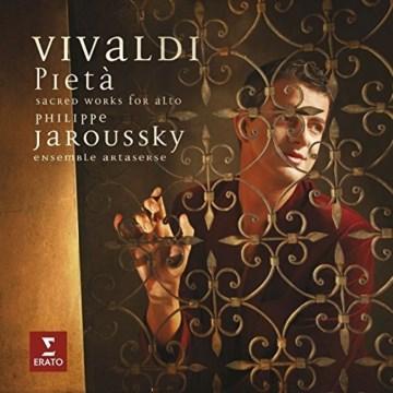Pietà sacred works for alto cover image