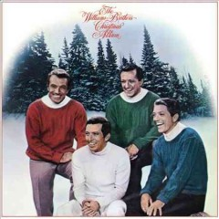 The Williams Brothers Christmas album cover image