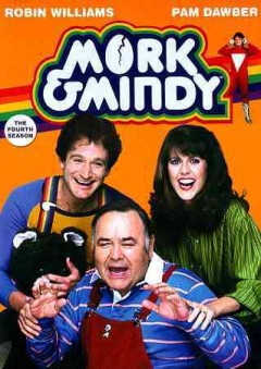 Mork & Mindy. Season 4 cover image
