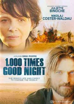 1,000 times good night cover image