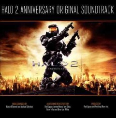 Halo 2 anniversary original soundtrack cover image