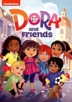 Dora and friends cover image