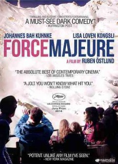 Force majeure cover image