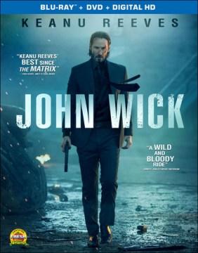 John Wick [Blu-ray + DVD combo] cover image