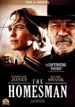 The homesman cover image