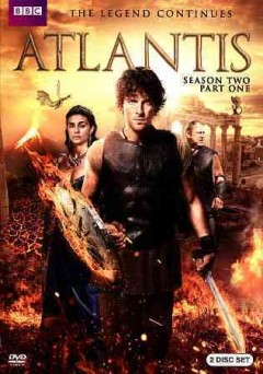 Atlantis. Season 2 part 1 cover image