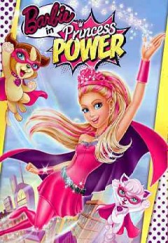 Barbie in Princess power cover image
