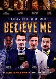 Believe me cover image