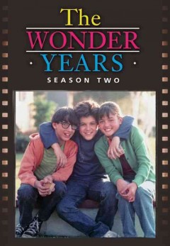 The wonder years. Season 2 cover image