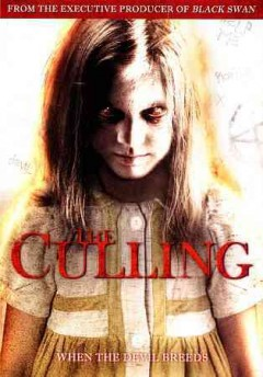 The culling cover image
