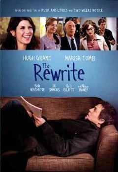 The rewrite cover image