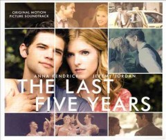 The last five years original motion picture soundtrack cover image