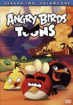 Angry Birds toons. Season 2, volume 1 cover image
