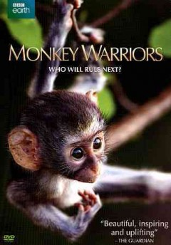Monkey warriors cover image
