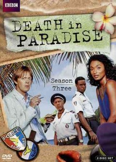Death in paradise. Season 3 cover image