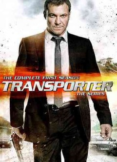 Transporter, the series. Season 1 cover image