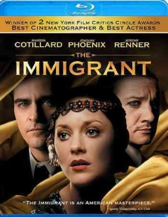 The immigrant cover image