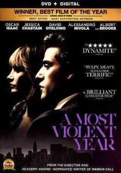 A most violent year cover image