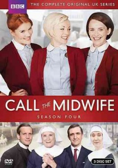 Call the midwife. Season 4 cover image