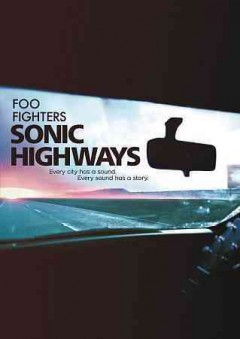 Sonic Highways cover image