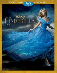 Cinderella [Blu-ray + DVD combo] cover image