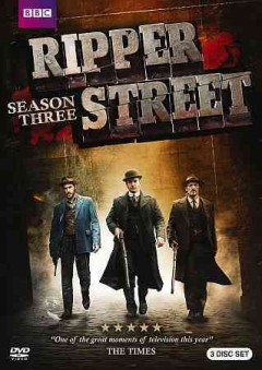 Ripper Street. Season 3 cover image