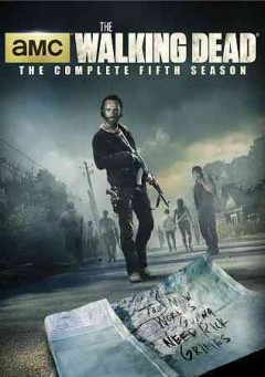 The walking dead. Season 5 cover image