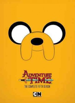 Adventure time. The complete fifth season cover image