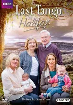 Last tango in Halifax. Season 3 cover image