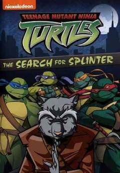 The search for Splinter cover image