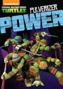 Pulverizer power cover image