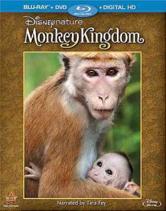 Monkey kingdom [Blu-ray + DVD combo] cover image