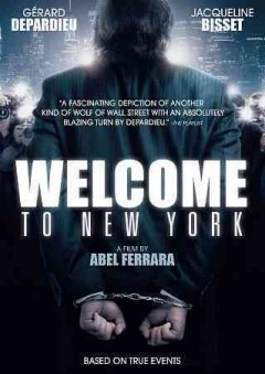 Welcome to New York cover image