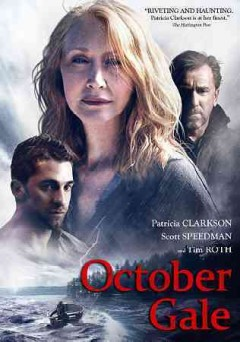 October gale cover image