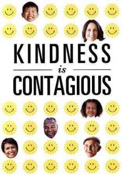 Kindness is contagious cover image