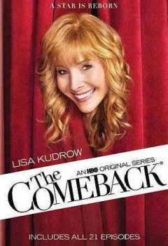 The comeback. Season 1 & 2 an HBO original series cover image