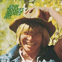 John Denver's greatest hits cover image